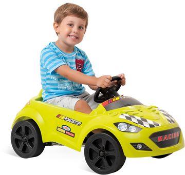 Imagen de Auto a pedal Roadster Citrus Bandeirante