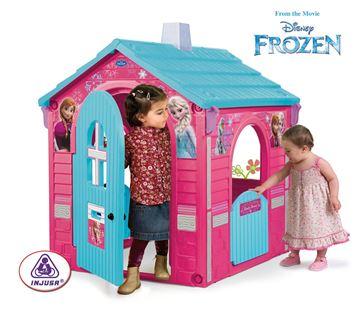 Imagen de Casita de jardín Frozen