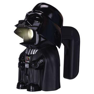 Imagen de Linterna Starwars 13cm Darth Vader