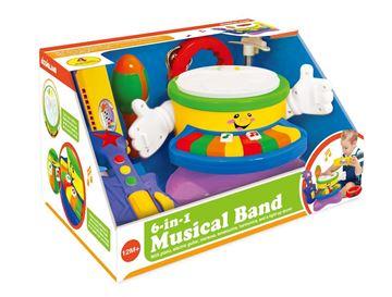 Imagen de Banda musical Kiddieland