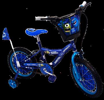 Imagen de Bicicleta Monsters Rodado 16  desarmada en caja