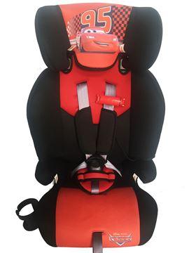 Imagen de Butaca  booster  silla de auto Cars