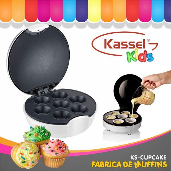 Imagen de Fabrica De Muffins Kassel. KIS-CUPCAKEKIDS