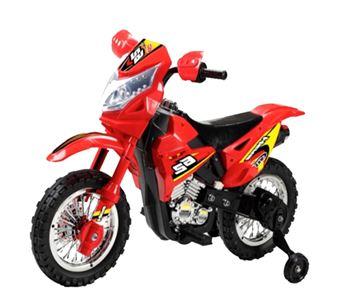 Imagen de Moto a Bateria Cross Babysmile