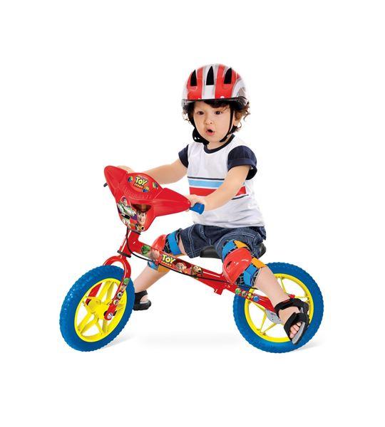 Imagen de Bici sin pedales Toy Story
