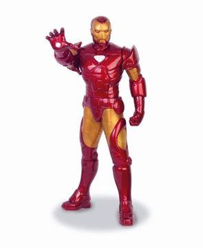Imagen de Muñeco Iron Man- Avengers- Marvel, 60cm.