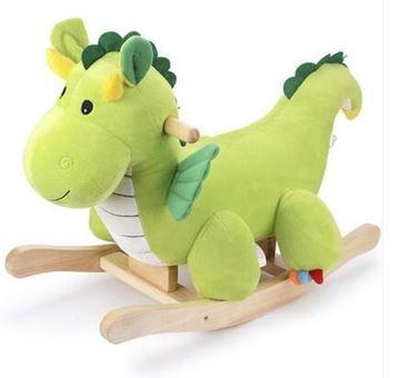 Imagen de Mecedora dragón