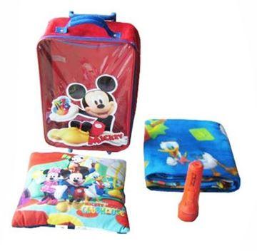 Imagen de Valija De Viaje Mickey Original Disney Producto de saldo con detalles