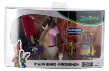 Imagen de Zootopia Pack Operaciones Original Disney