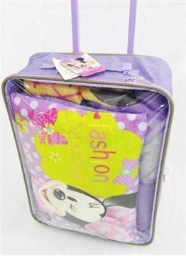Imagen de Valija de viaje Minnie Original Disney Producto de saldo con detalles