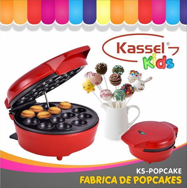 Imagen de Fabrica de Popcakes Kassel. KS-POPCAKE