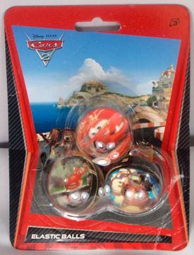 Imagen de Balín Cars 4cm blister