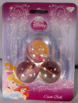 Imagen de Balín Princesas 4cm blister