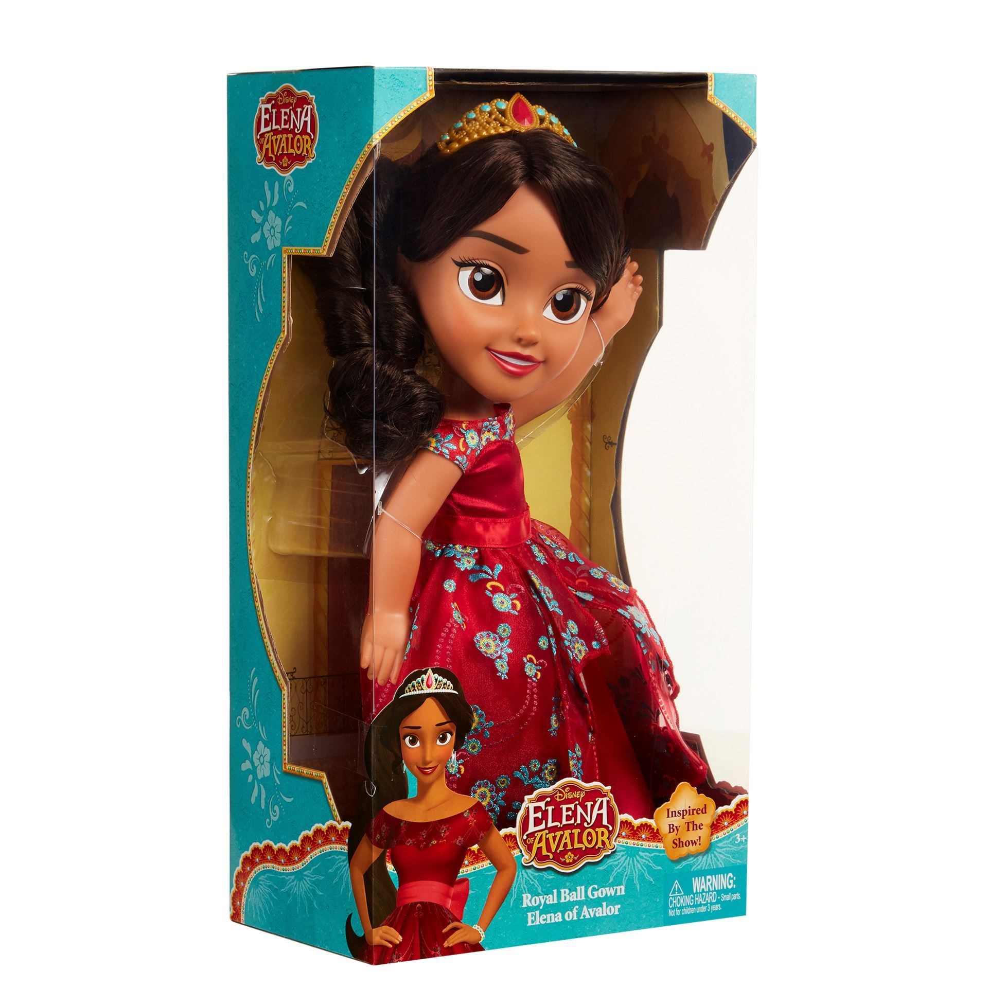 Muneca Elena De Avalor Basica Original Disney
