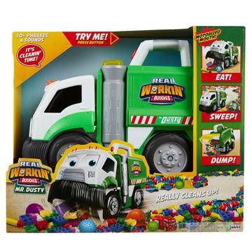 Imagen de Camión recolector de juguetes Mr. Dusty