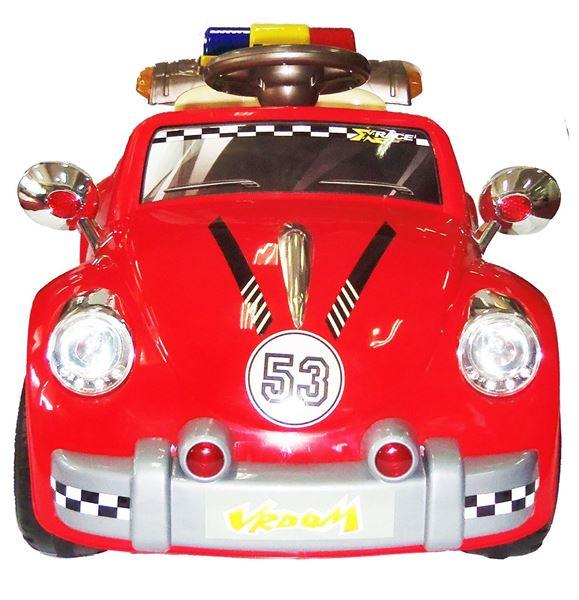 Imagen de Auto A BATERÍA TIPO FUSCA