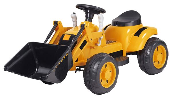 Imagen de Tractor a batería TR1605