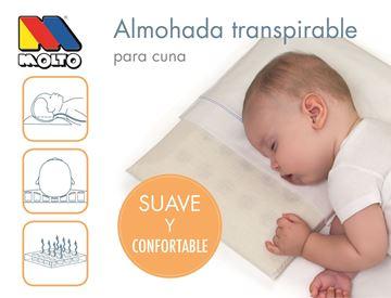 Imagen de Almohada de bebe Molto