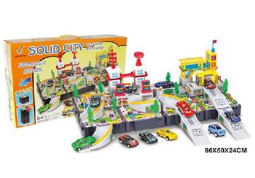 Imagen de Estación de servicio de juguete