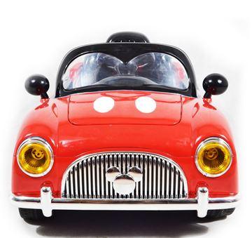 Imagen de Auto a Batería Mickey con control remoto Disney