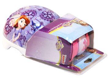 Imagen de Set de casco y protección Princesa Sofía Original Disney