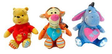 Imagen de Dormidera musical Disney Personajes  Pooh