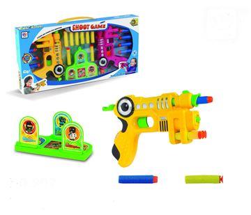 Imagen de Tablero de dardos con pistola