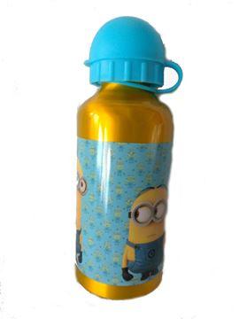 Imagen de Botella de alumino 400Ml Minions