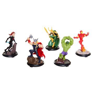Imagen de Set de figuras Avengers Marvel