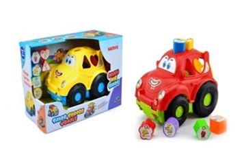 Imagen de Auto de juguete con encastres