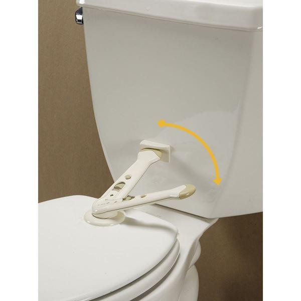 Imagen de Tranca para inodoro Safety