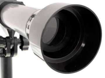 Imagen de Telescopio juguete gris