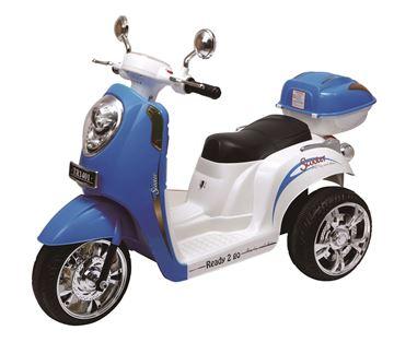 Imagen de Moto Vespa de batería