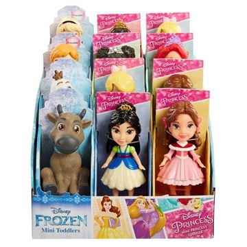 Imagen de Mini princesas coleccionables de Disney