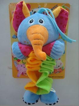 Imagen de Dormidera multicolor Elefante