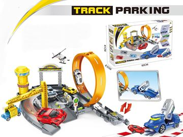 Imagen de Pista parking de juguete
