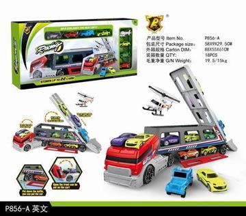 Imagen de Camión cigüeña juguete