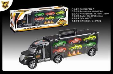Imagen de Camión de juguete