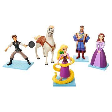 Imagen de Set de figuras Rapunzel Disney
