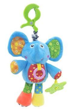 Imagen de Colgante para bebe elefante
