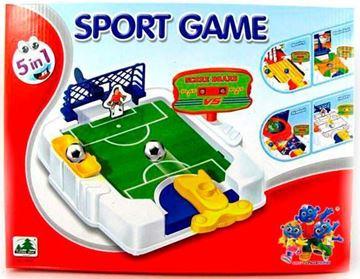 Imagen de Juego en caja 5 en 1 deportes