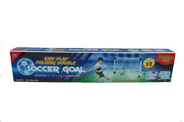Imagen de Arco de futbol de juguete