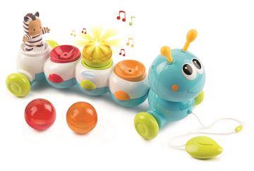 Imagen de Oruga musical para bebes Cotoons