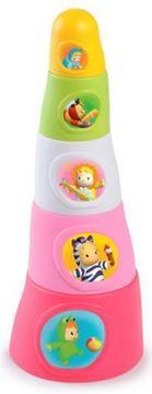 Imagen de Torre de vasos para bebe Cotoons  celeste o rosa