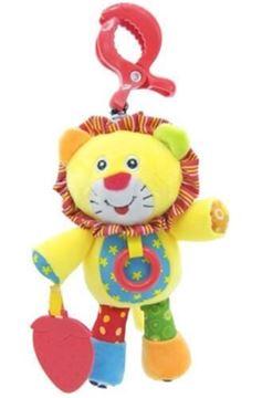 Imagen de Colgante para bebe león