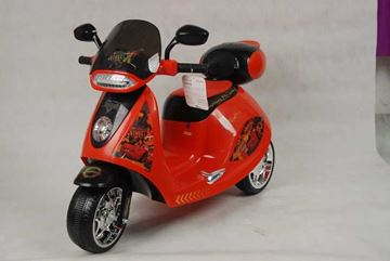 Imagen de Moto a Batería Cars