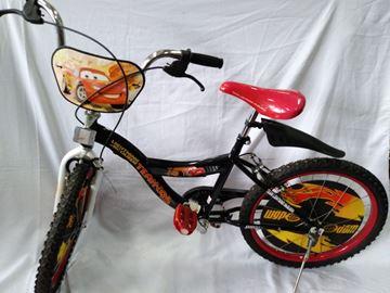 Imagen de Bicicleta Cars Rodado 20