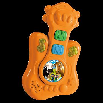 Imagen de Guitarra de juguete La granja de Zenon