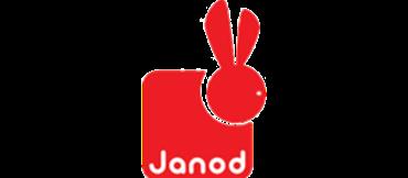Logo de la marca JANOD