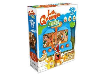 Imagen de Casa de campo animal de juguete La granja de Zenon